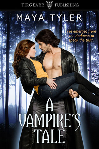 A Vampire's Tale by Maya Tyler Cover Photo