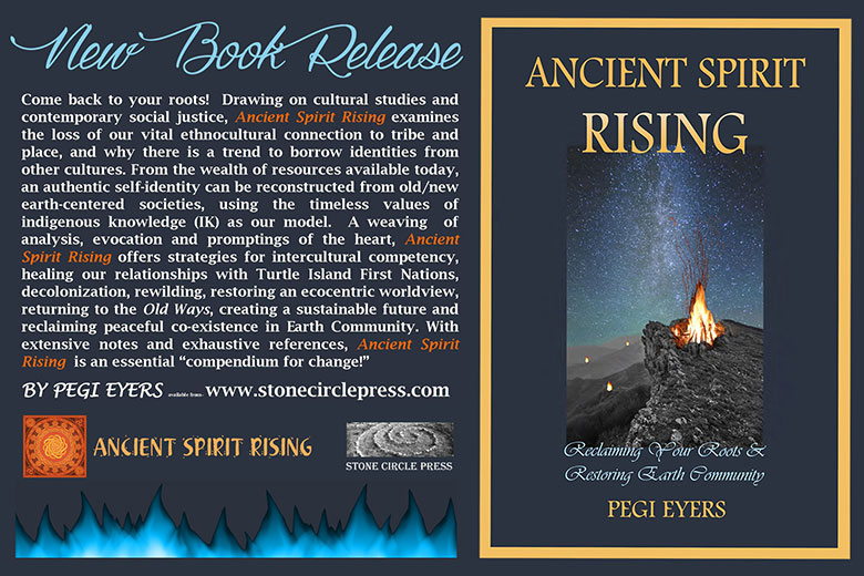 Ancient Spirit Rising Book Release
