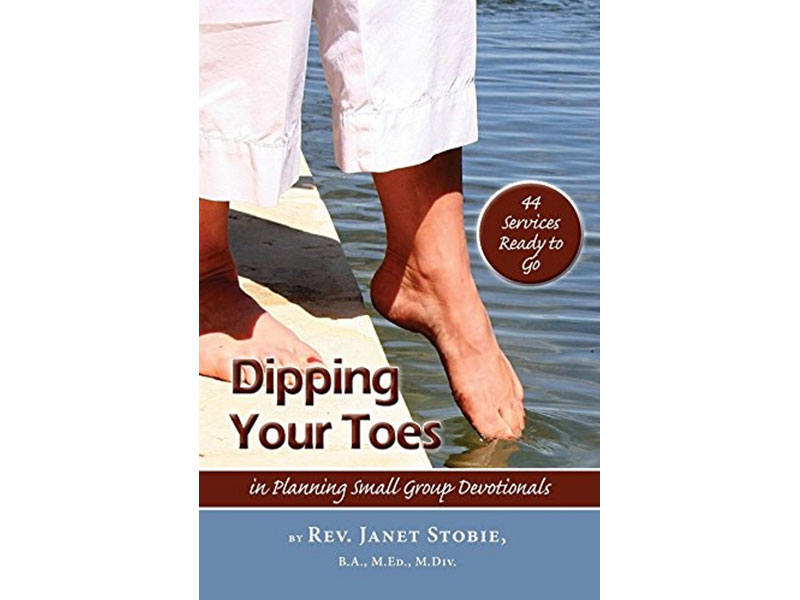 Dipping Your Toes by Janet Stobie