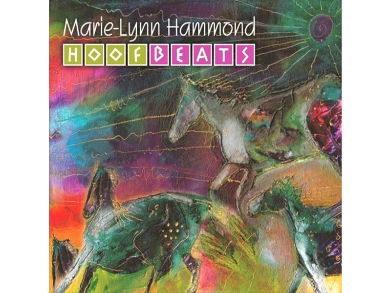 Hoof Beats by Marie-Lynn Hammond