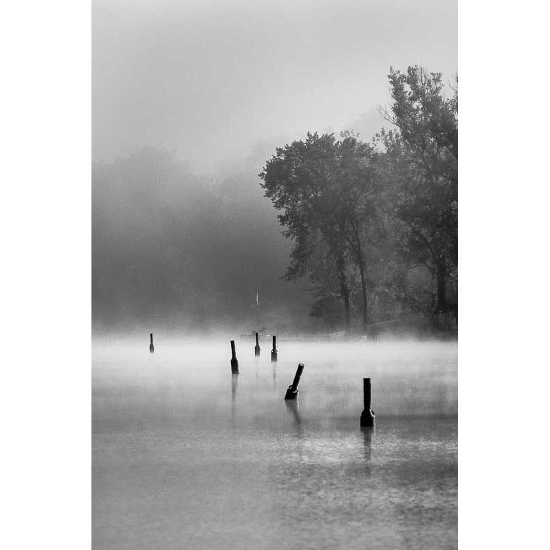 River Mist by Ian Davis