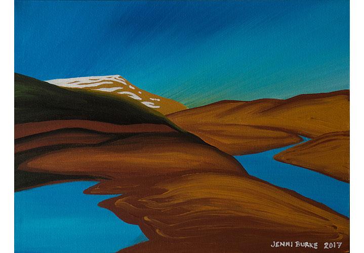 Breathing Earth, Nunavut by Jennifer Anne Burke