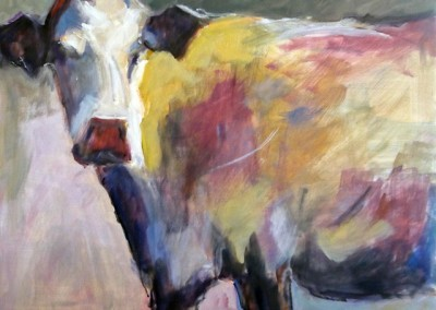 Bovine Beauty by Judy Hopkins