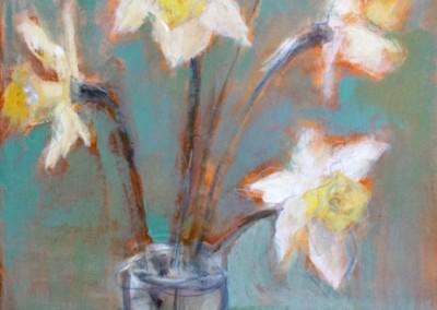 Daffodils by Judy Hopkins