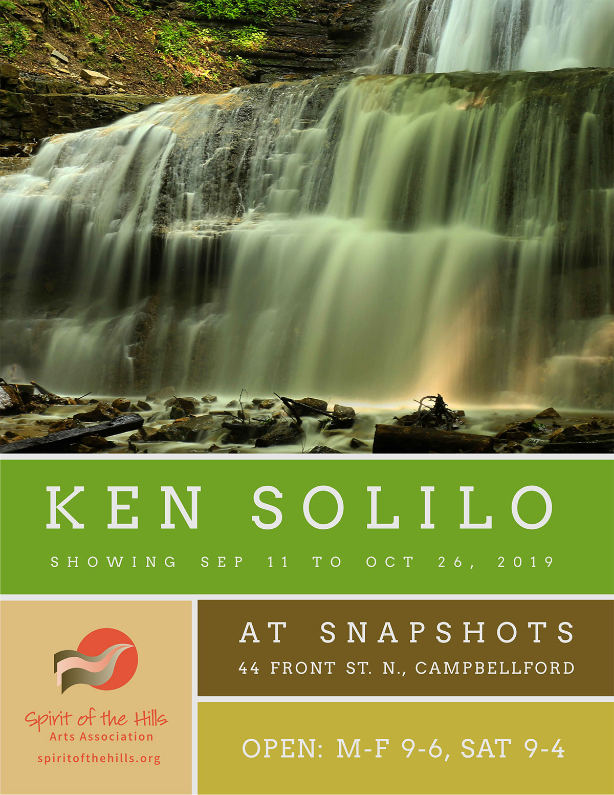 Ken Solilo Photography at Snapshots
