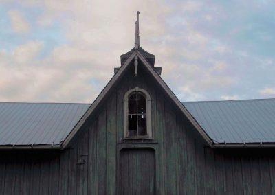 Coachhouse Window