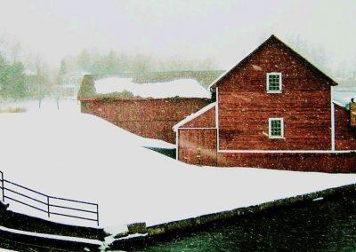 Millbrook In Winter