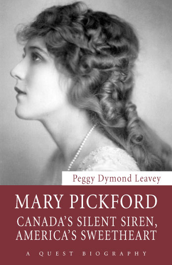 Mary Pickford by Peggy Dymond Leavey
