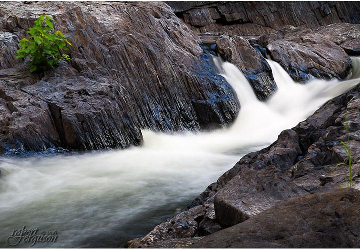 Crowe RIver (Cordova Rapids) by Robert Ferguson