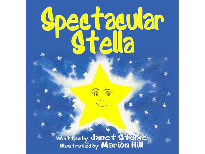 Spectacular Stella by Janet Stobie