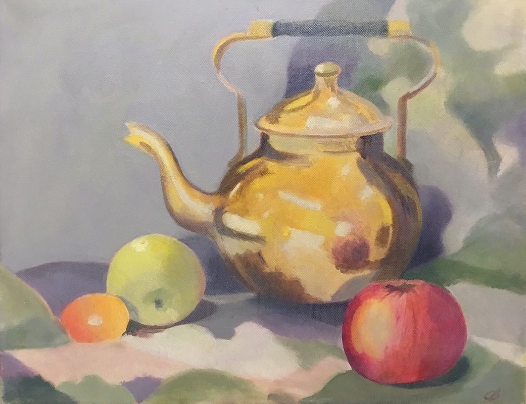 Still Life by Clare Bonnell