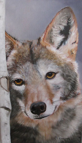 Coywolf by Susan Statham