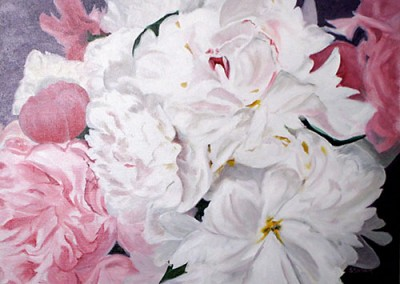 Positively Peonies by Susan Statham