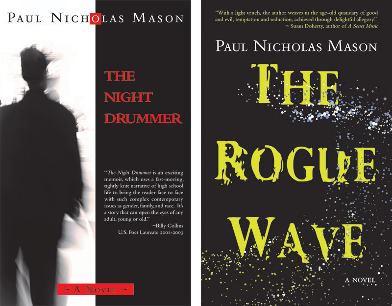 The Night Drummer and The Rogue Wave covers