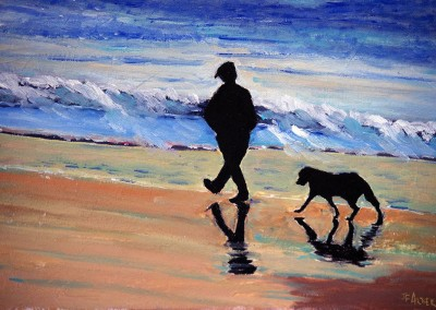 Walking the Dog by Jerry Albert