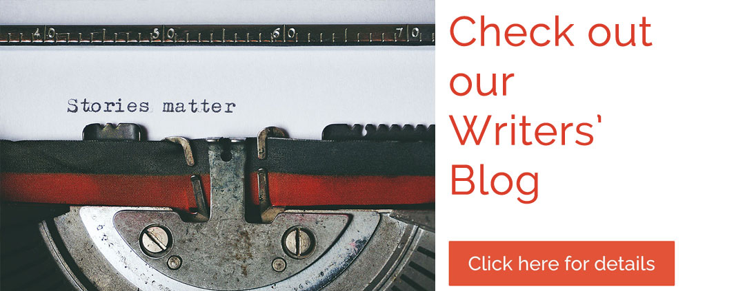 Check out our Writers' Blog