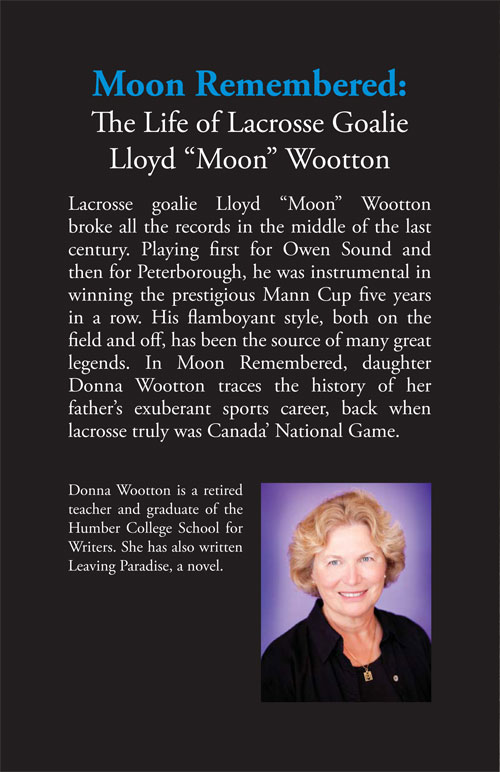 Moon Remembered by Donno Wootton