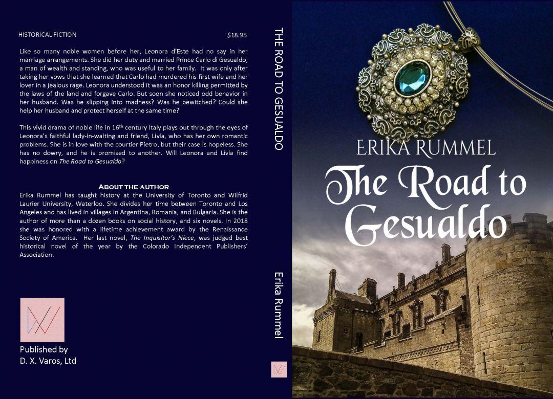 The Road to Gesualdo Book Cover