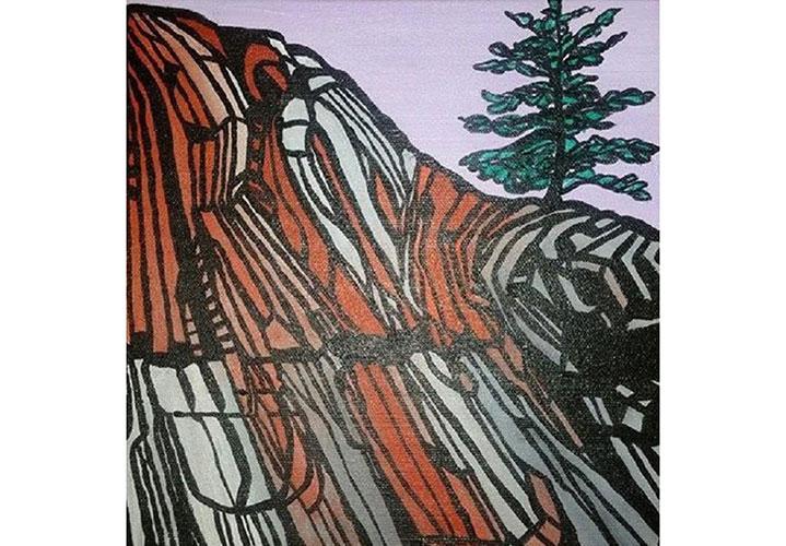 Prosperous Rock by Jennifer Anne Burke